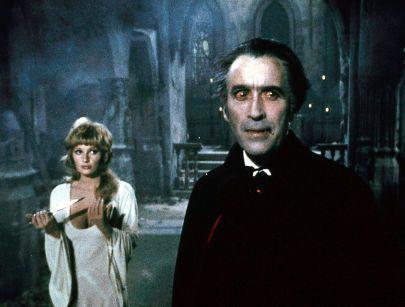 Dracula Jagt Minimädchen