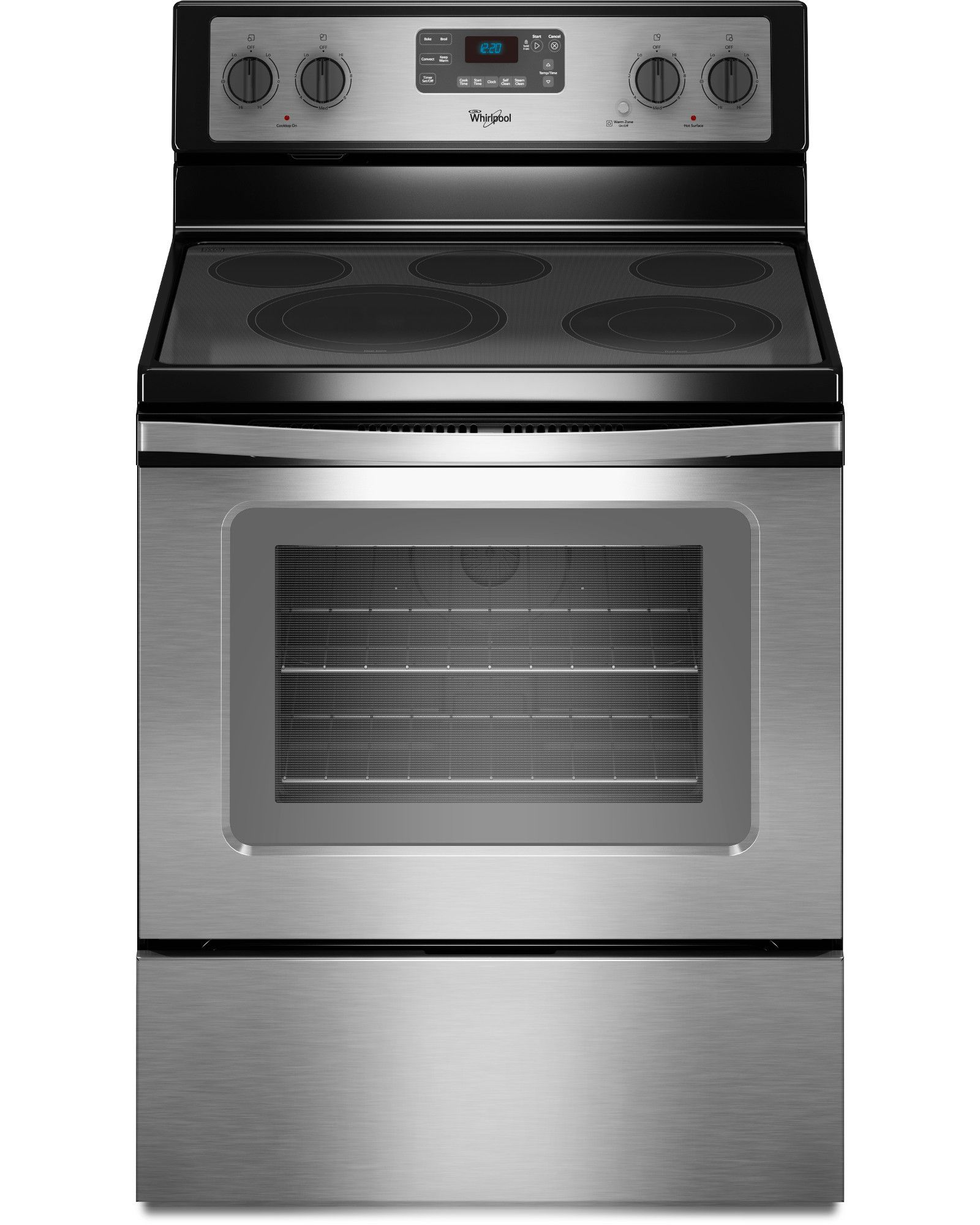 Freestanding Electric Range
