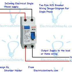 Hager Rcbo Wiring Diagram 4 Wire Electric Motor Safety Switch Instructions Electro Pty Ltdvђ Circuit Breaker