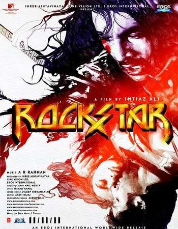 poster of rockstar 2011 hindi 720p brrip esubs free download watch