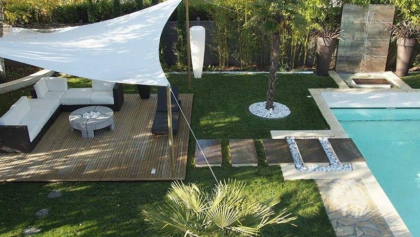 Angoli Relax E Benessere Nel Tuo Giardino Arredati Con Stile Deg Giardini Progettazione Di Giardini Piscine Giardino