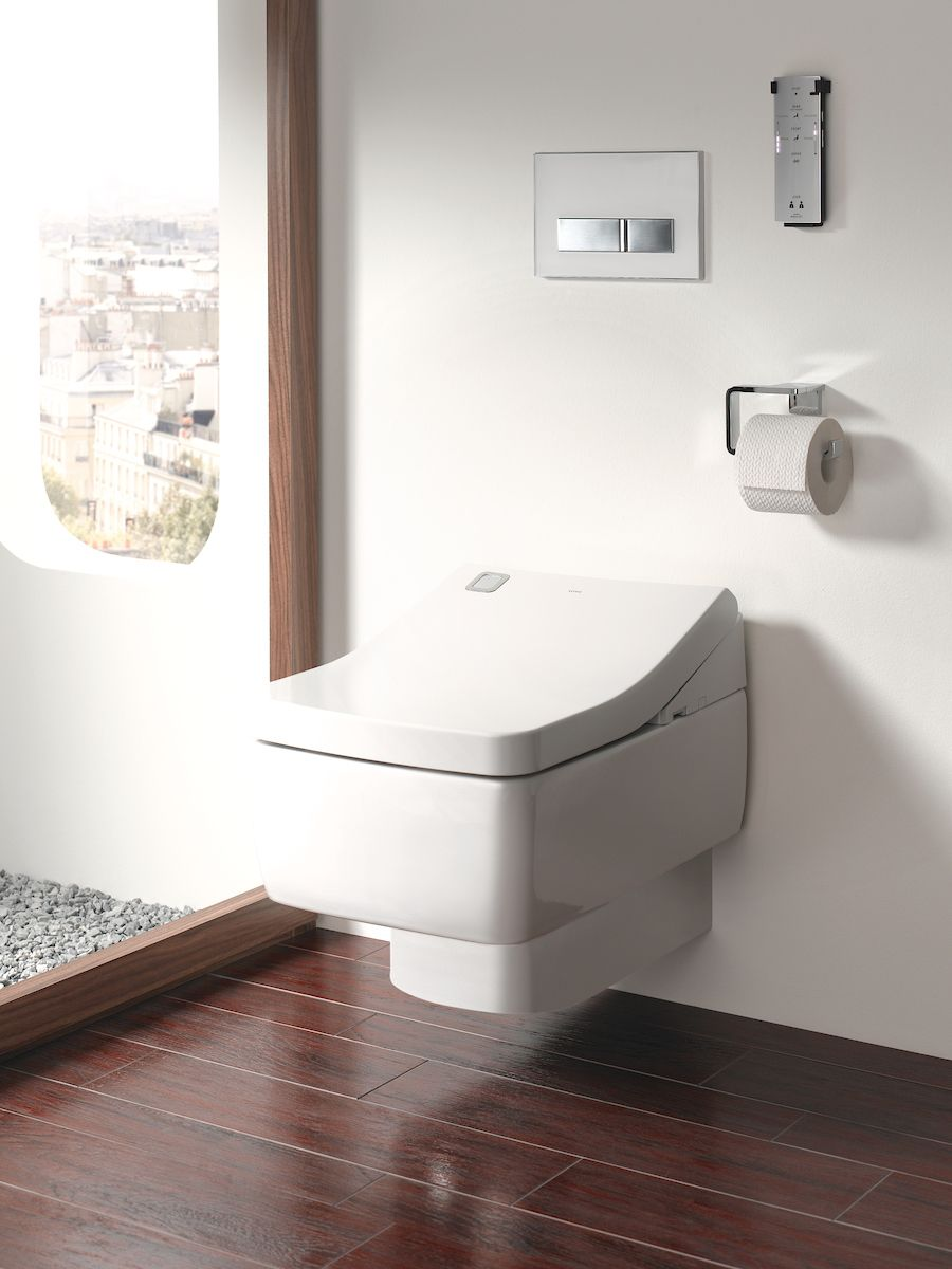 Put The Final Touch On Your Bathroom Renovation With The Innovative Technology Of A Toto Toilet Bathroom Bathroomreno B Toto Washlet Washlet Toto Bathroom