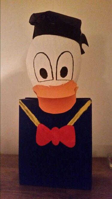 Donald Duck voor iedereen die een abonnement had op het vrolijke weekblad
