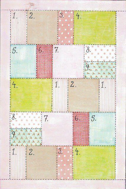 Easy quilt pattern  | followpics.co