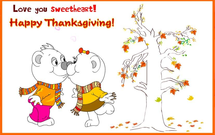 Thanksgiving Love Quotes For Greeting Cards Happy Thanksgiving