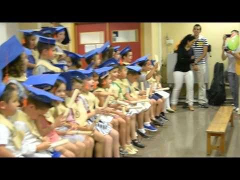 Canción de despedida Infantil 2012-2015 - YouTube