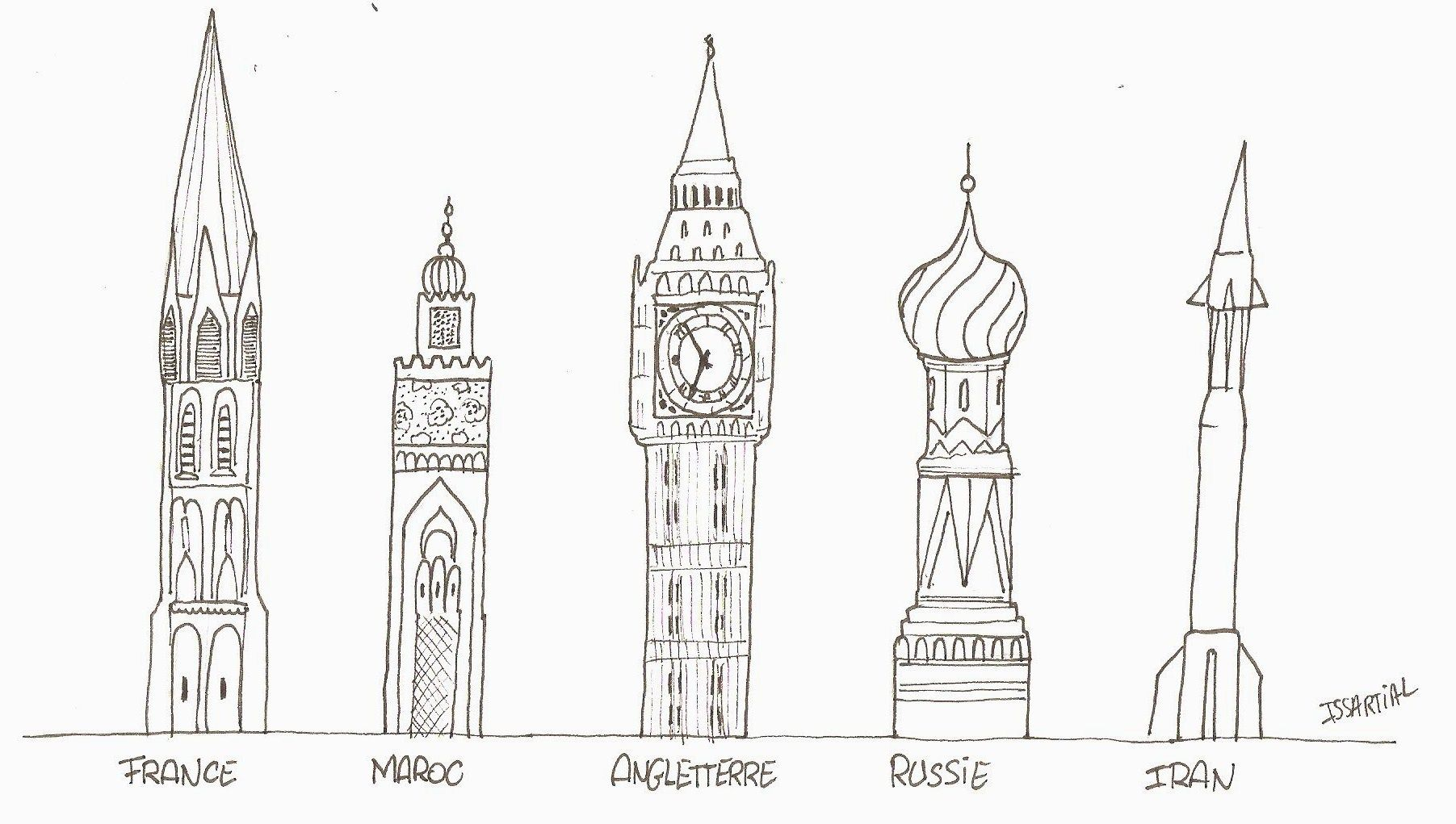structural architectural motifs - Google Search | Mosque, Spires, Building