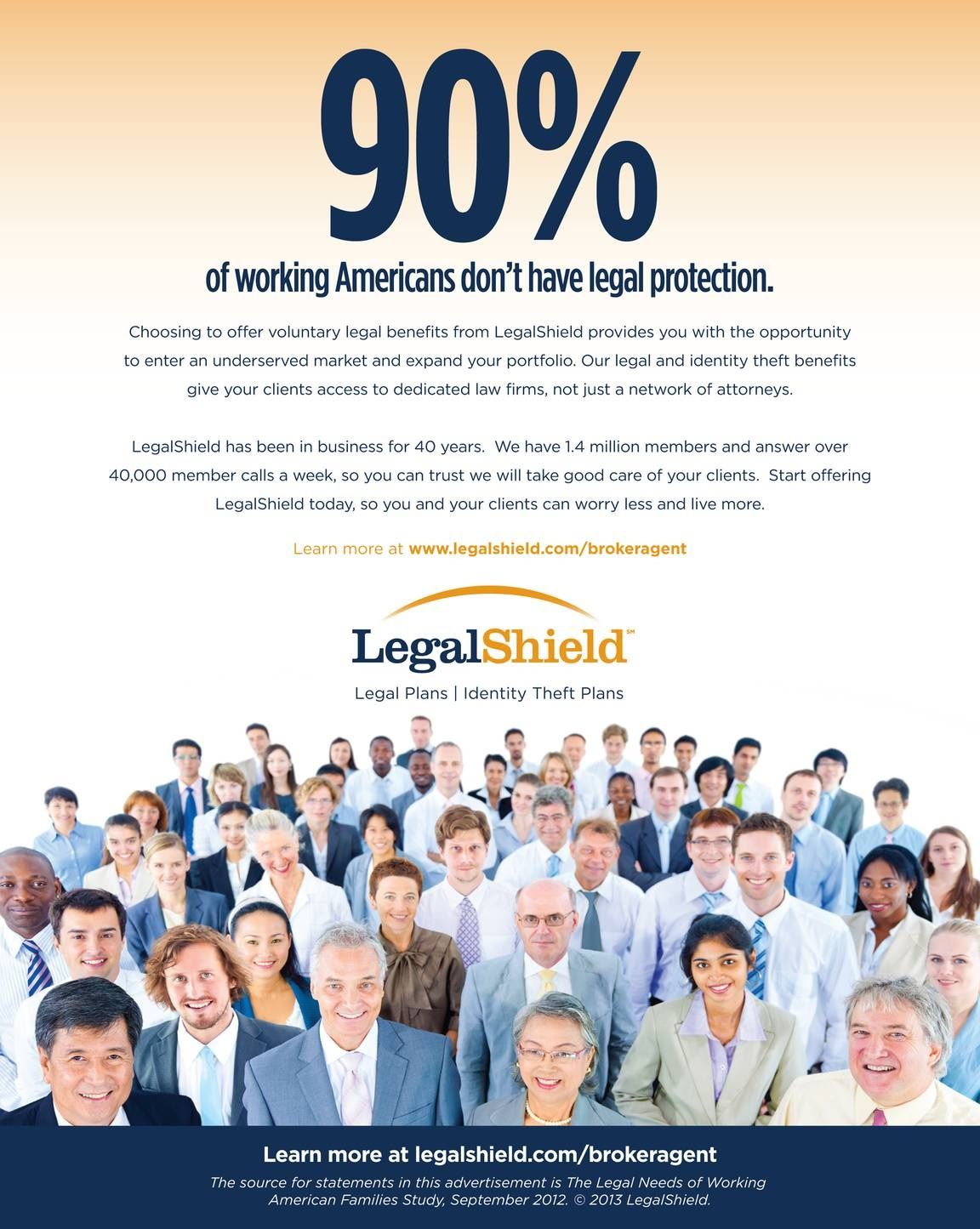For affordable legal coverage for you, your family, your