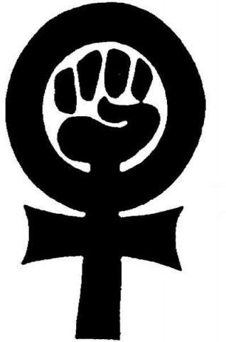 Black Feminism Symbol Womanism Feminism Intersectional Feminism