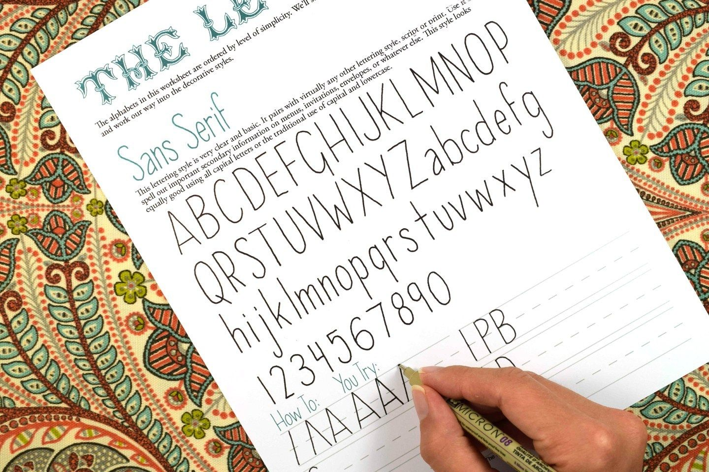 Rediscovering Hand Lettering Why Tpk S Original Hand