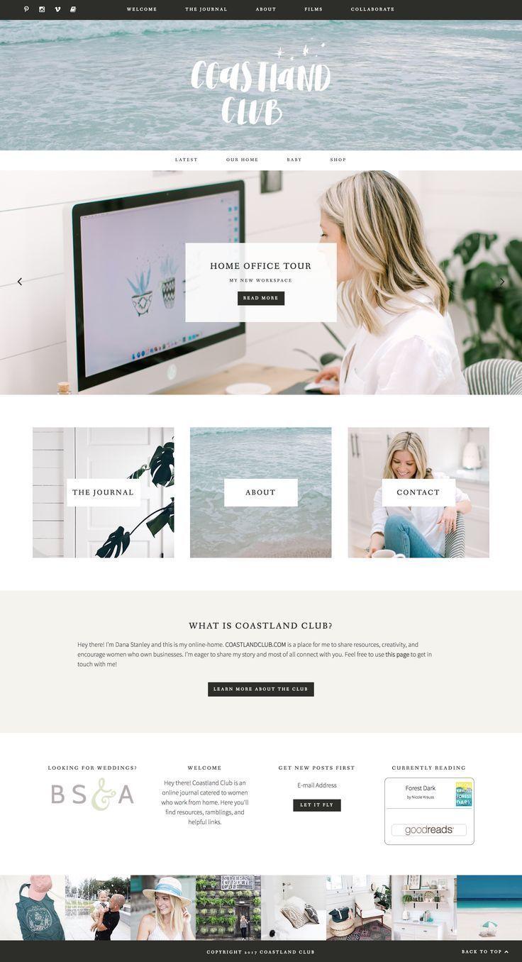 Wordpress Theme Wordpress For Beginners Wordpress Design Wordpress Blog Web Design Layout Web De Web Design Webdesign Inspiration Web Design Tutorial