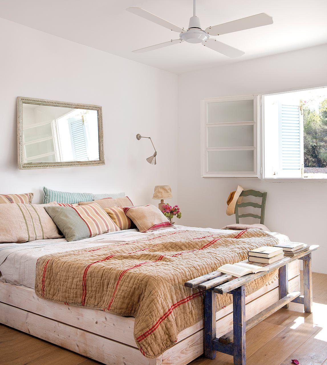Natural Cottage BedroomsMaster BedroomsHouse DesignBedroom IdeasBeach
