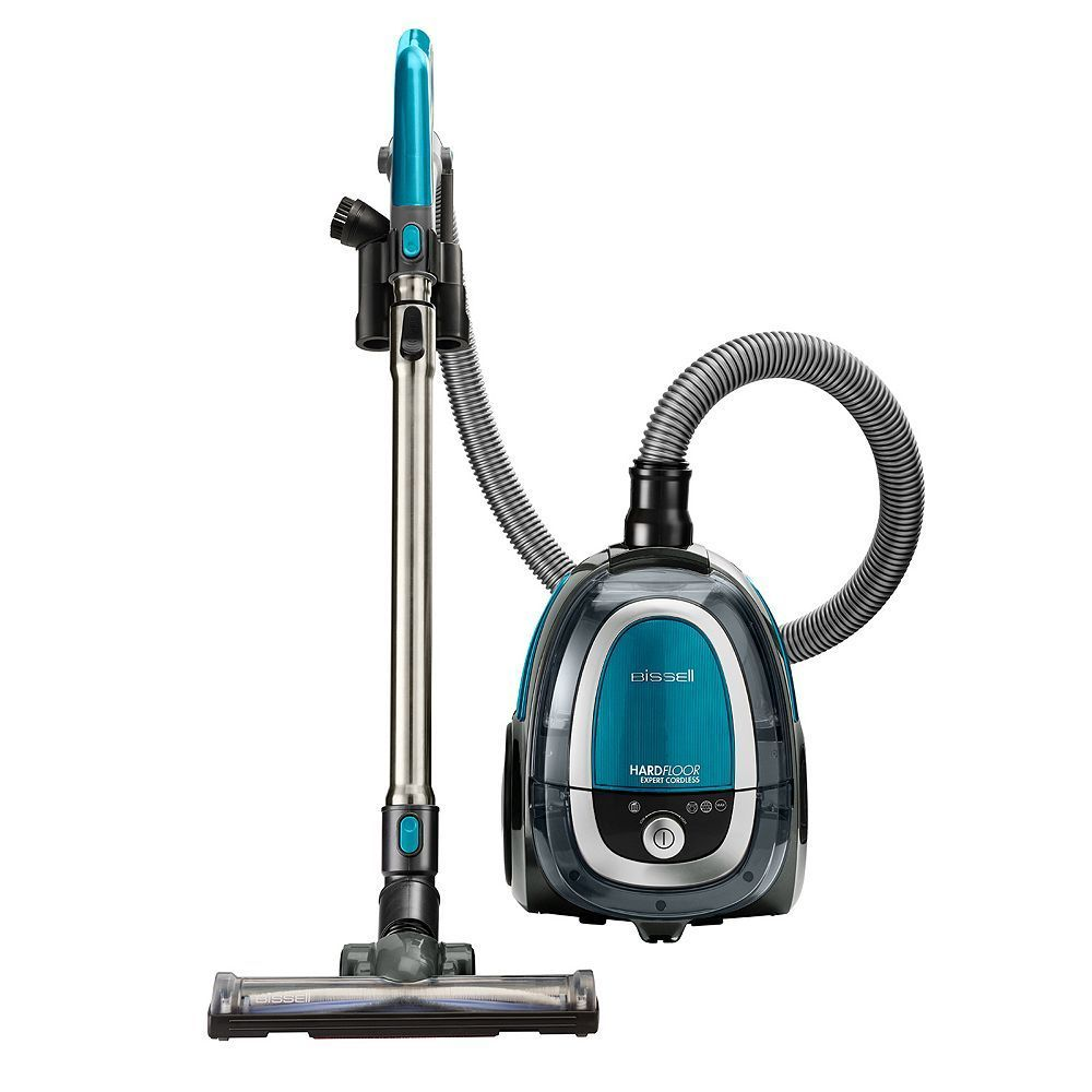 Bissell Hard Floor Expert Cordless Canister Vacuum 2001