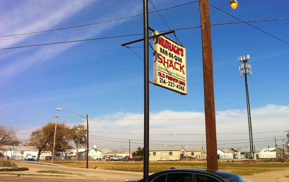 DALLAS: Meshack's Bar-Be-Que Shack in 2019 | Bbq ...