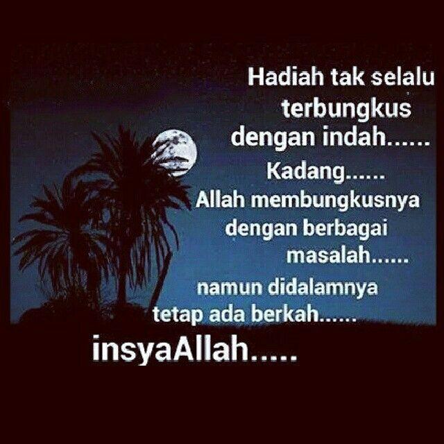 Selamat Malam Selamat Beristirahat Semoga Allah Mencurahkan