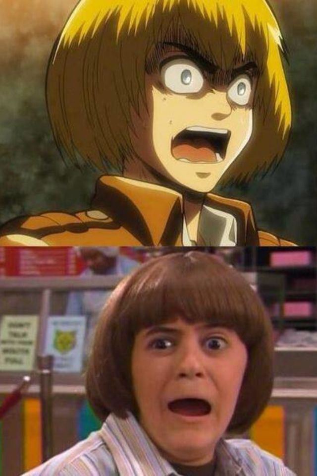 Attack On Titan Ned S Declassified I M So Glad I M Not The Only