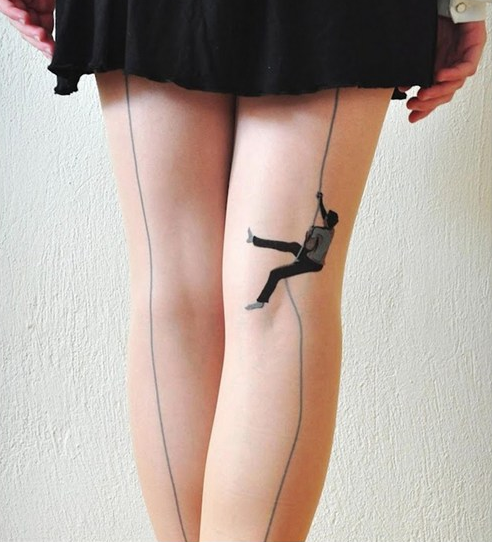 ha! #stockings #legs