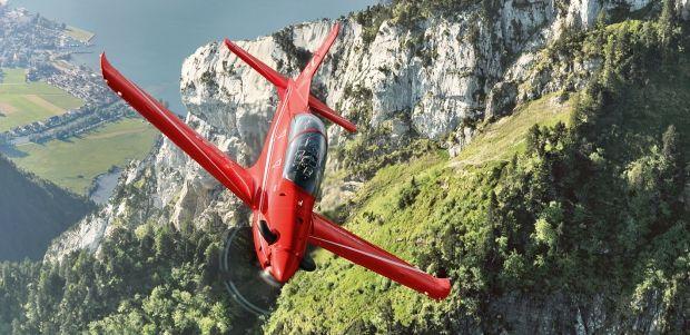 Pilatus Aircraft And Defense Company Saab And Security Signed A