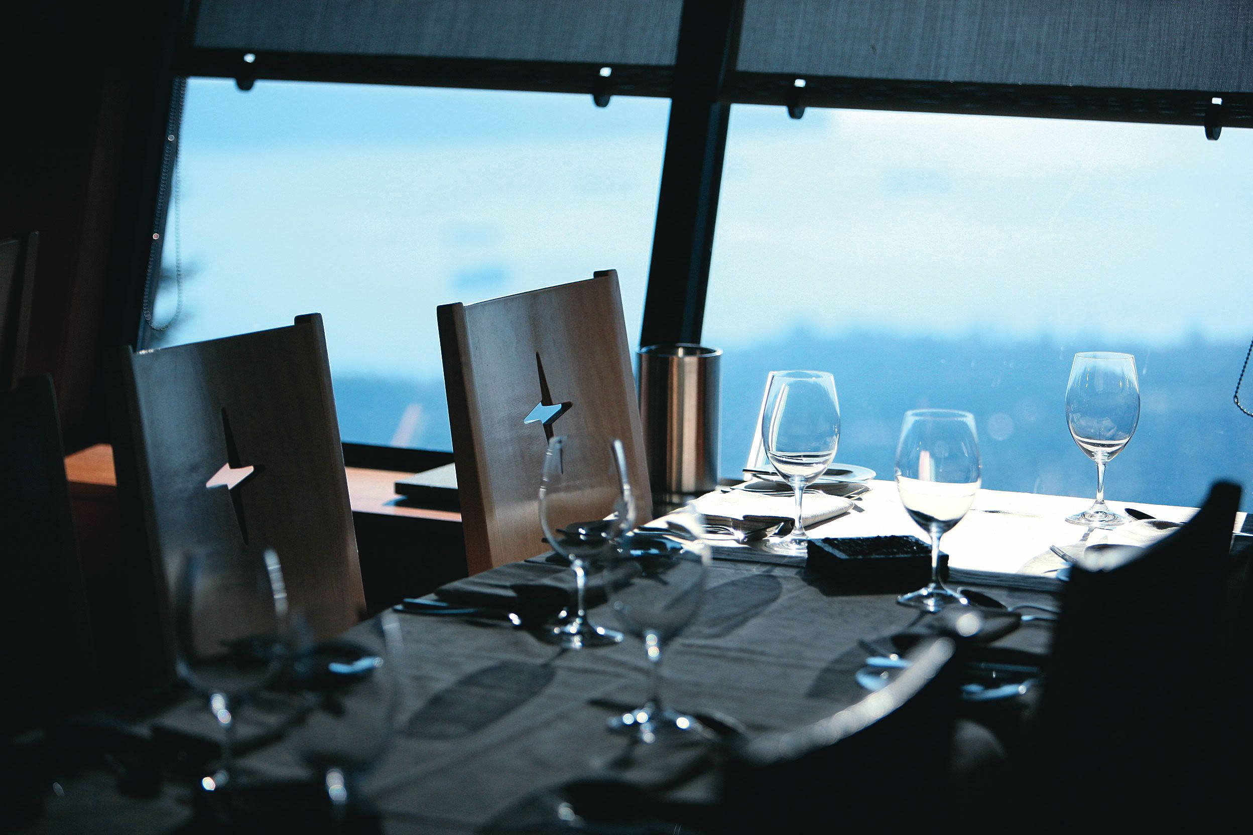The Observatory Fine Dining Restaurant At Grouse Mountain