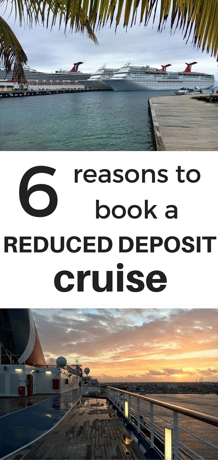 Act Fast for Celebrity Cruises Reduced Deposit Sale