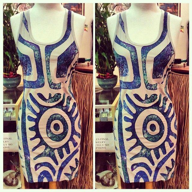 Maohi tahiti dress style