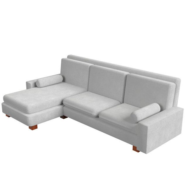 L Shaped Couch Sofa 3d Model Max C4d Obj 3ds Fbx Lwo Stl 3dexport Com By Couch Sofa Couch L Shaped Couch