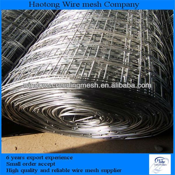 Stainless Steel Welded Wire Mesh Price/welded rabbit cage