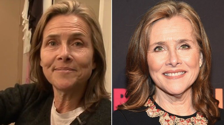 News Anchors Who Are Unrecognizable Without Makeup News Anchor Hoda Kotb Meredith Vieira