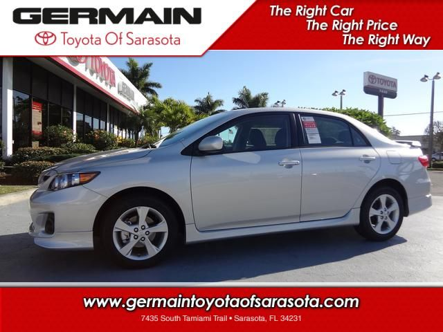 Lovely Click Here To Explore The New 2013 Toyota Corolla   Germain Toyota Of  Sarasota