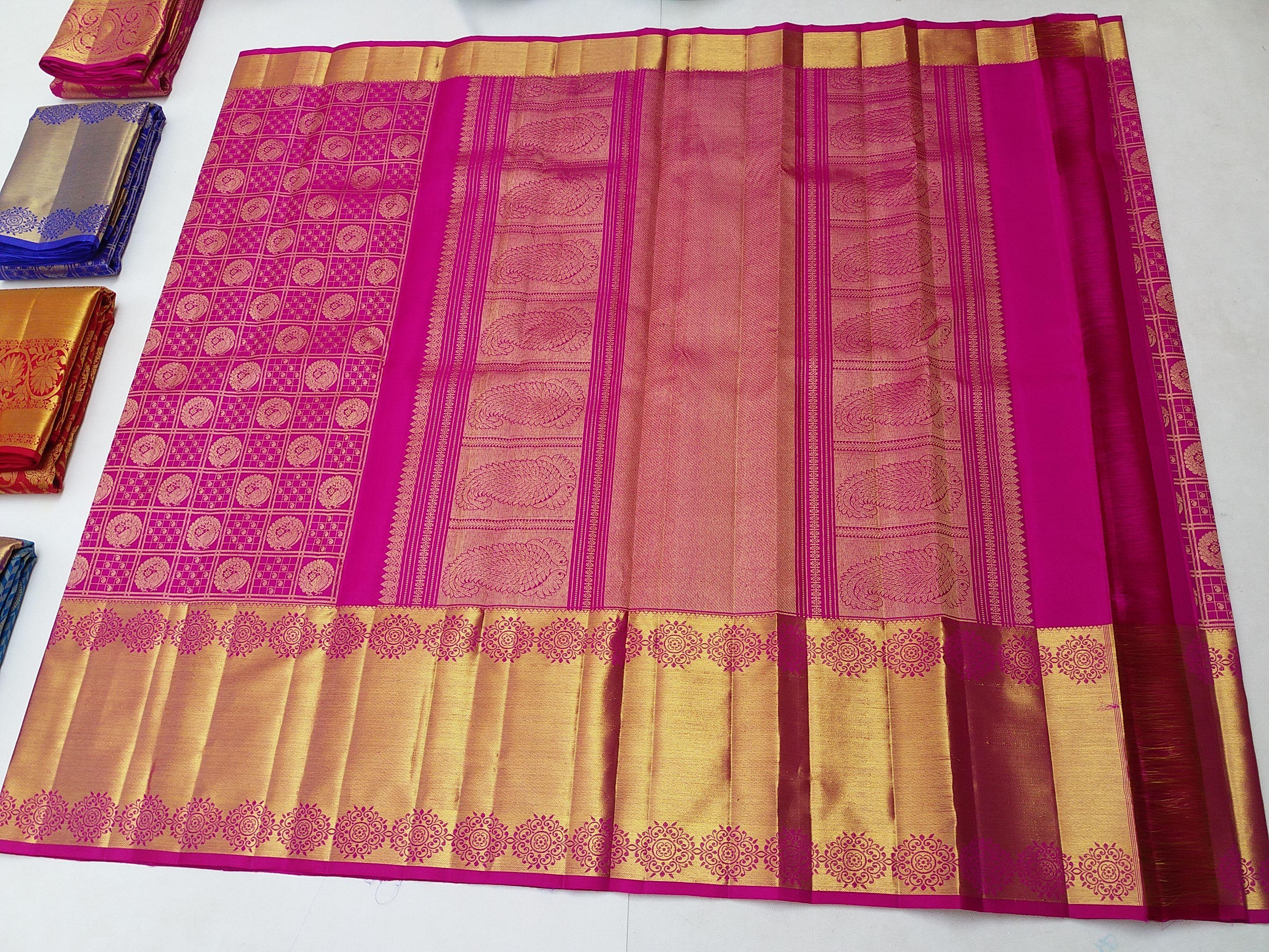 46b8770a88cf0 Sri Sarvalakshmi Silks Saree Manufacture   Wholesale Supplier Leading  Manufacturer and Wholesale supplier of Kanchipuram Silk Sarees   SarvalakshmiSilks ...