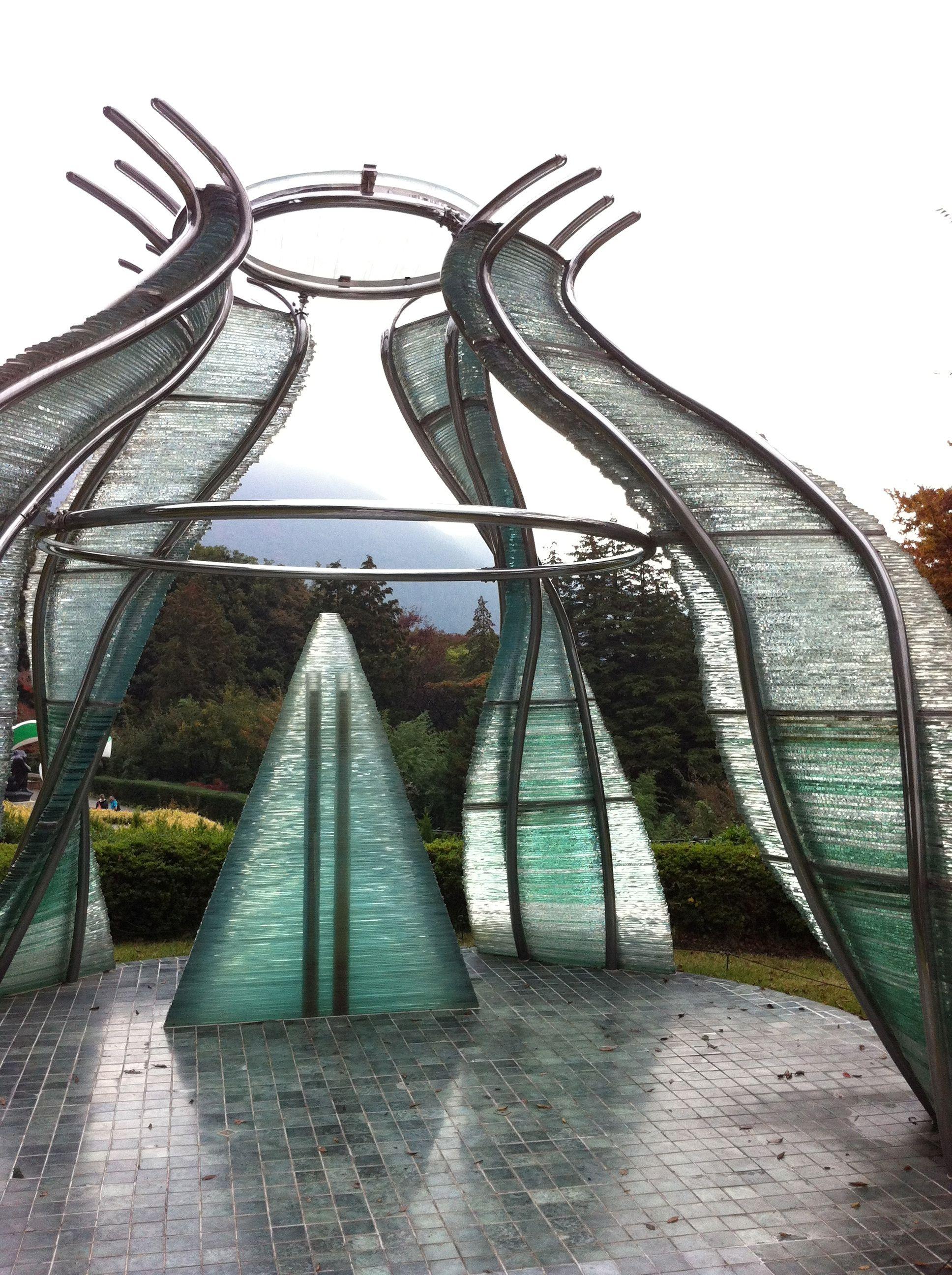 Hakone open air Museum Japan Art museum, Open air