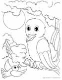 Free Animals And Baby Coloring Pages To Print Color Online Colouring Book