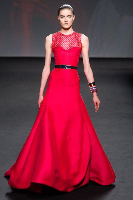 Christian Dior Couture Outono 2013 Coleção Slideshow no Style.com