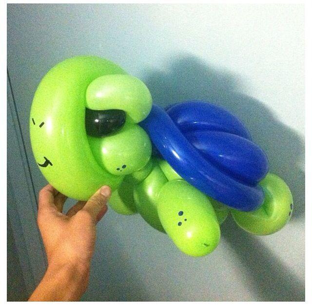 Balloons, Balloon Animals, Sea