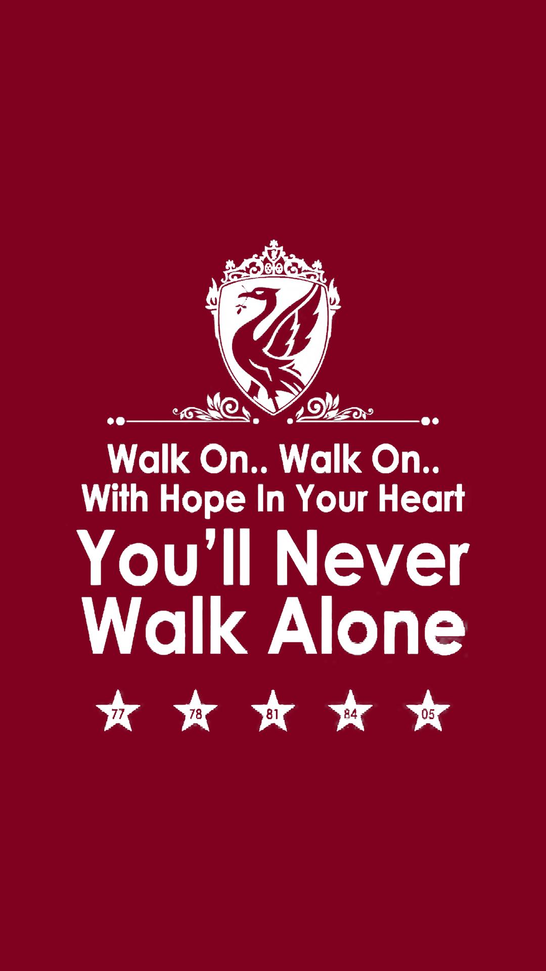 Liverpool Wallpaper You Never Walk Alone Hd Football