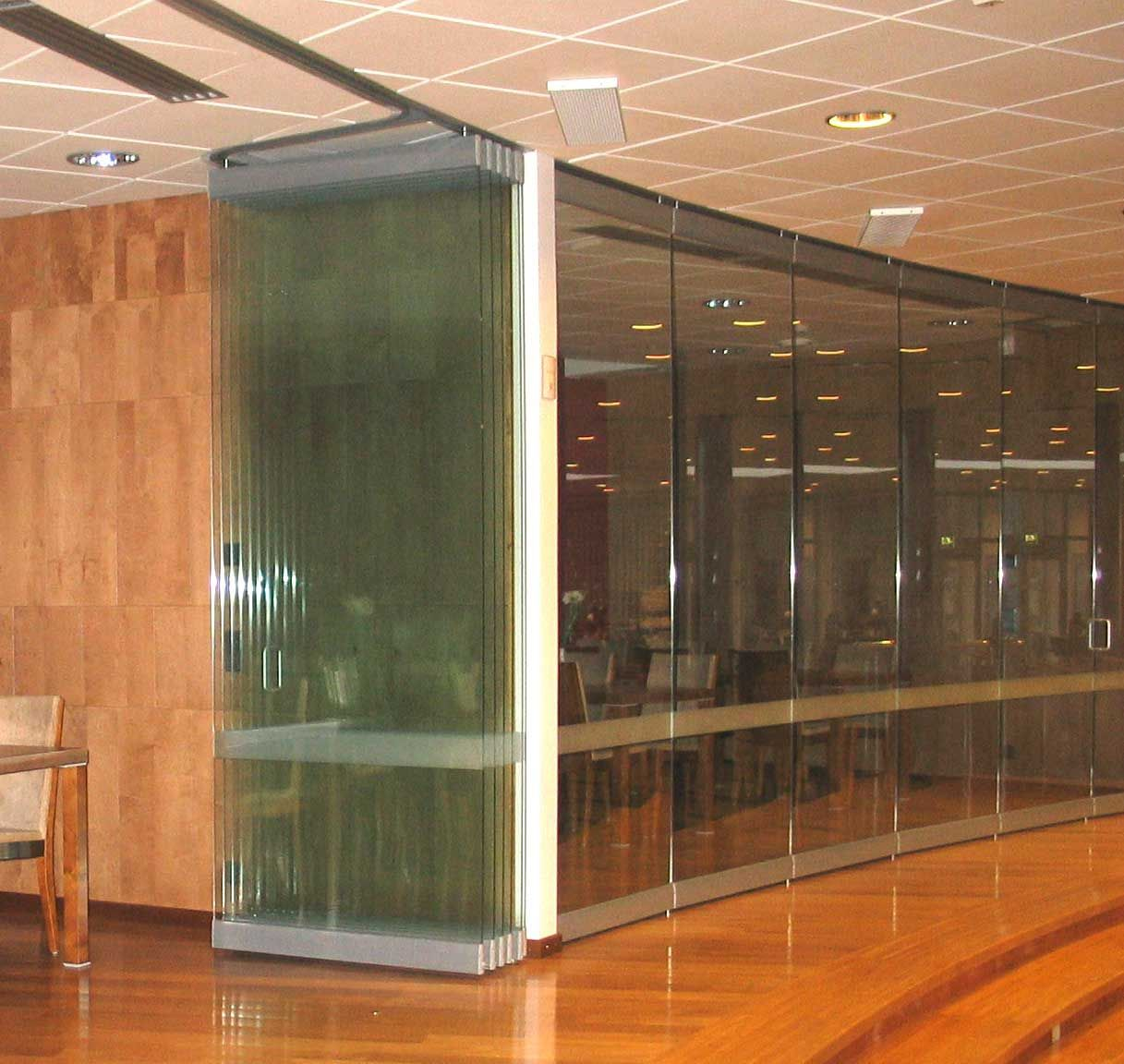 Modern Movable Gl Parion Walls