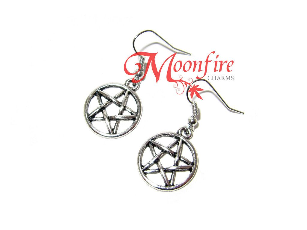 A Pentagram Or Pentacle Is A Symbol Or Amulet Used For Protection