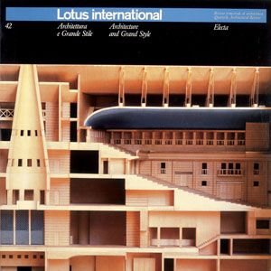 peter eisenman. the futility of objects. decomposition and processes of differentiation. lotus 42 (1984)