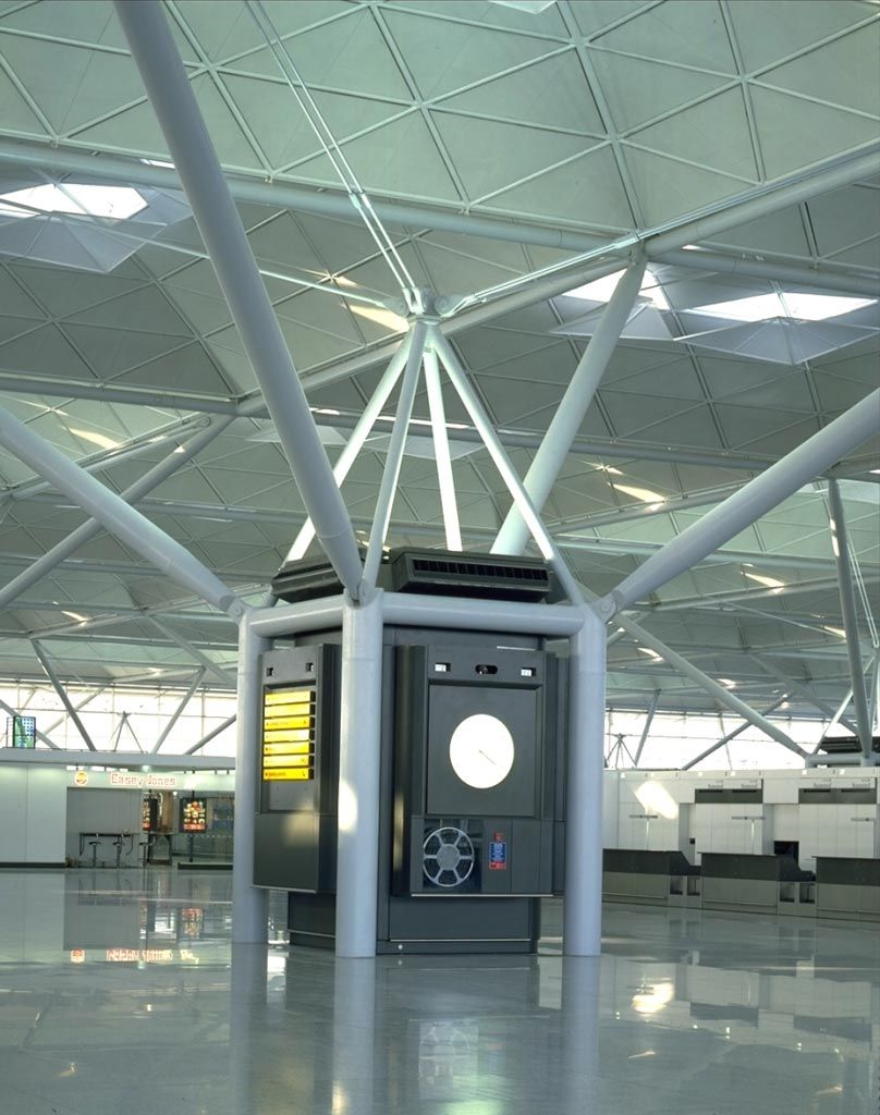 Stansted Airport Projects Foster Partners With Images