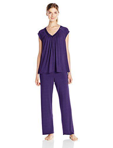 021fff0f46 Midnight by Carole Hochman Women s Modal Pajama