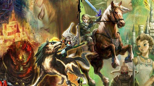 The Legend of Zelda Twilight Princess HD Imágenes Oficiales