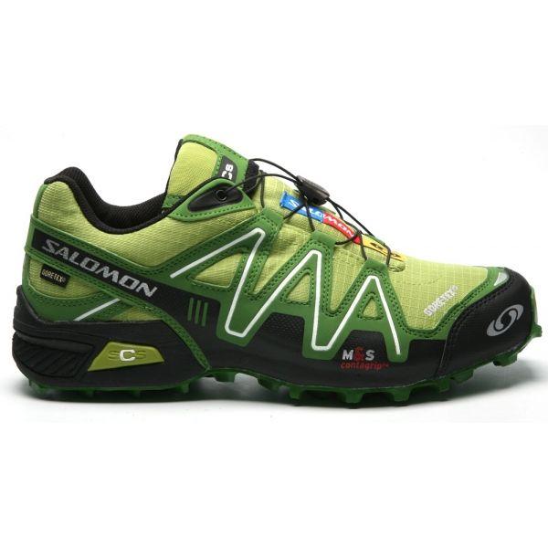 Salomon Buty Speedcross 3 Zielony Sportowe Ceneo Pl Running Shoes Salomon Speedcross 3 Hoka Running Shoes