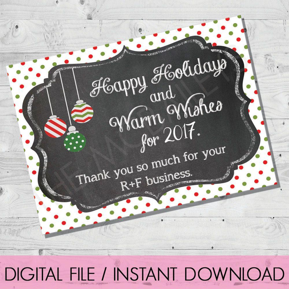 INSTANT DOWNLOAD | Rodan & Fields Holiday card | TheMcBaileys.com ...