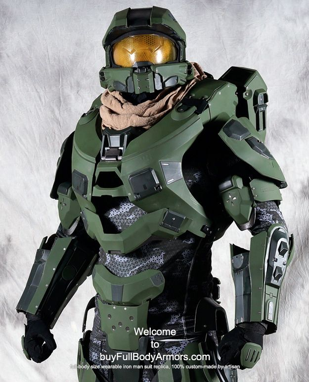 Ultra-realistic wearable Iron Man suit armor Halo Master Chief armor costume Batman suit armor ... & Buy Iron Man suit Halo Master Chief armor Batman costume Star ...