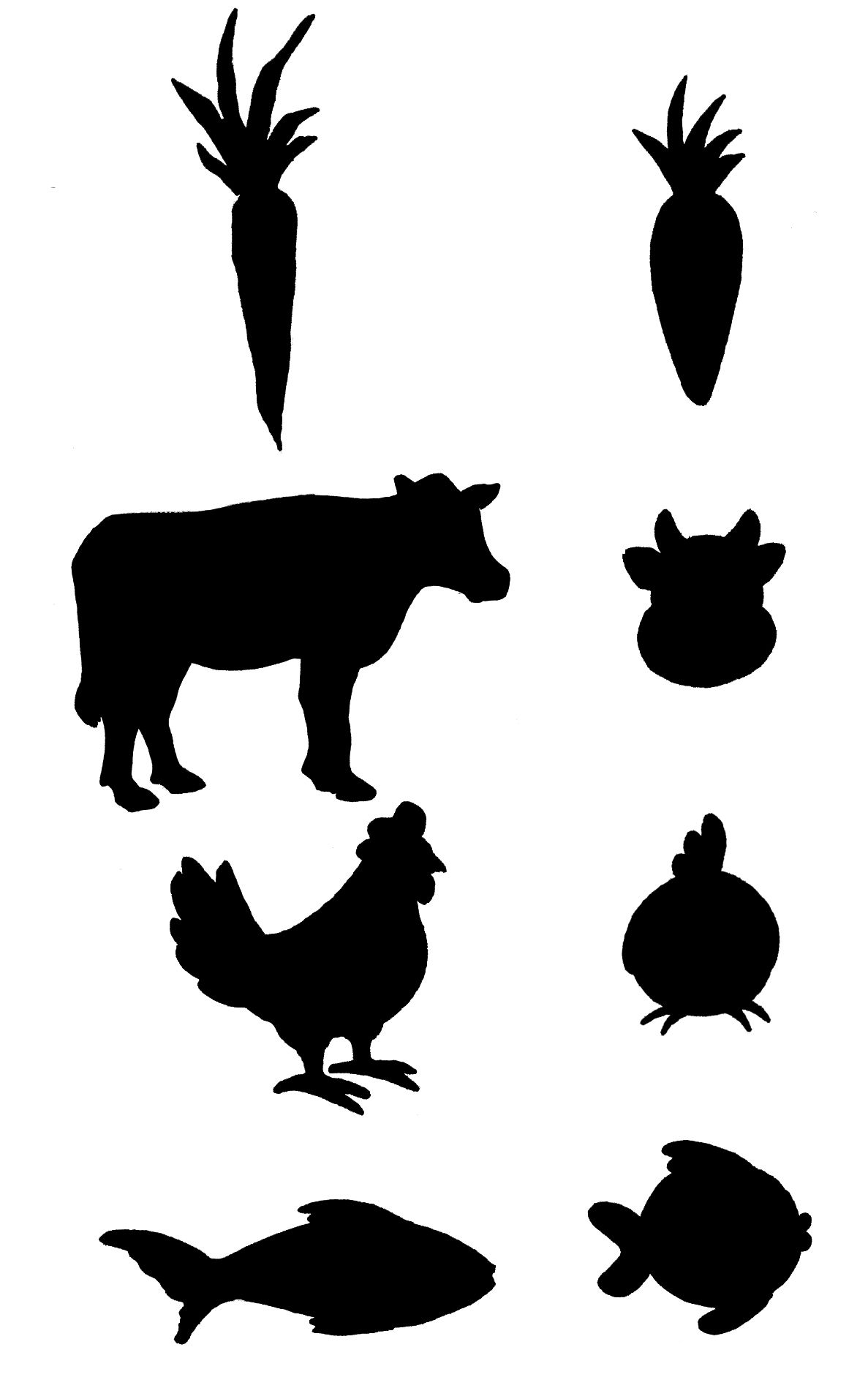 Menu selection icons. | Shower | Pinterest | Menu, Wedding and ...
