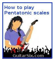 It's time to learn how to play the most widely used guitar scale in rock and blues, the Pentatonic scale! This is no ordinary guitar lesson. Featured within is a cool animated GIF and an awesome hack to help you learn these scales in record time! You will learn how to memorize these scales...