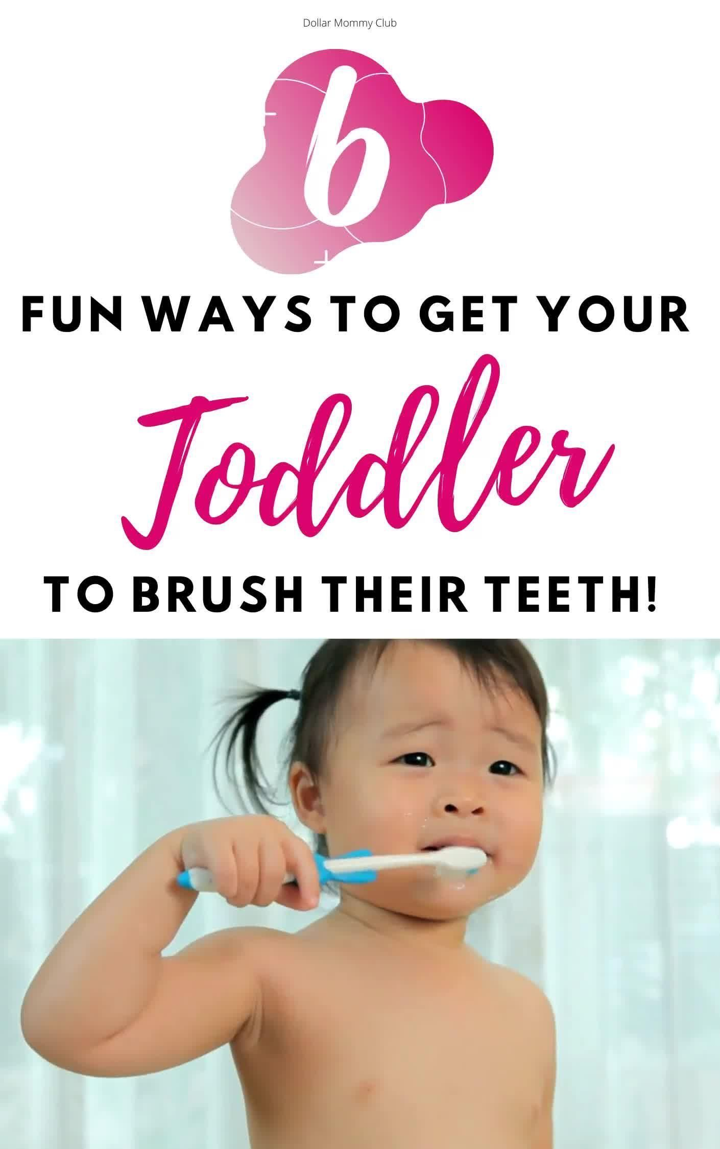 Photo of How To Get Your Toddler To Brush Their Teeth Without Power Struggles – Dollar Mommy Club
