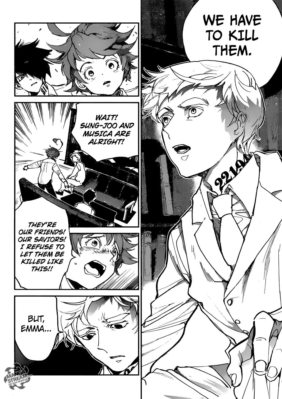 The Promised Neverland 127 Page 15 Manga Stream
