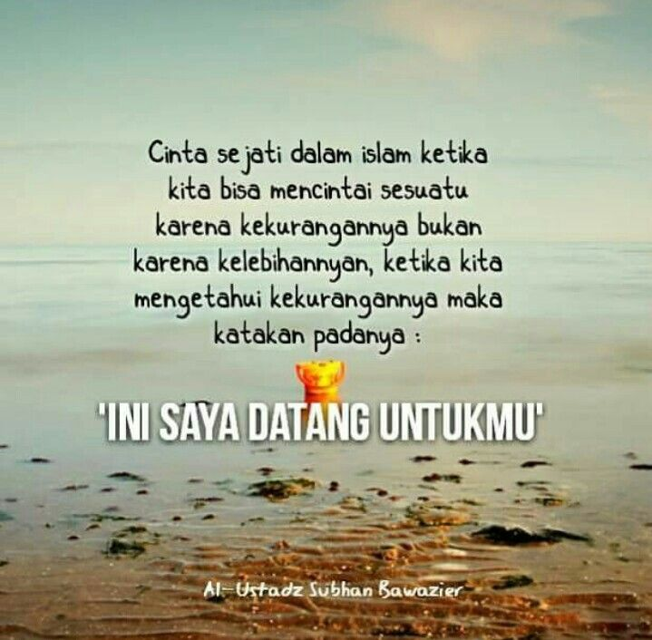 Caption Cinta Sejati 6