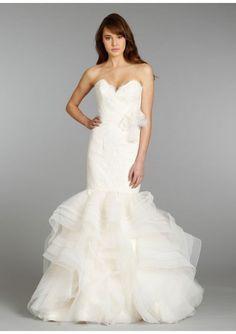 Vera Wang Wedding Dresses Pinterest Mermaid